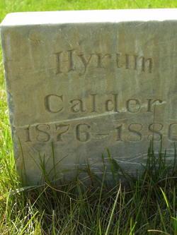 Hyrum Calder
