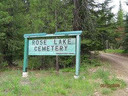 Rose Lake Cemetery