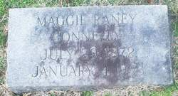 Maggie H.P. <I>Raney</I> Connelly