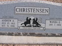 Andrew A Christensen