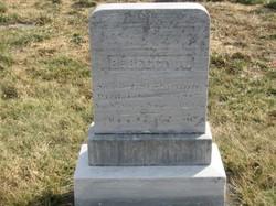Rebecca Ann <I>Lewis</I> Sirbaugh