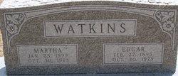 Martha S. <I>Tune</I> Watkins