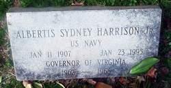 Albertis Sydney Harrison, Jr