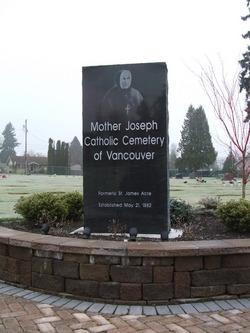 Mother Joseph Catholic Cemetery