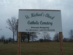 Saint Michaels Church Catholic Cemetery