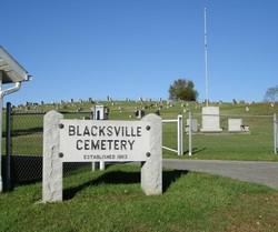 Blacksville Cemetery