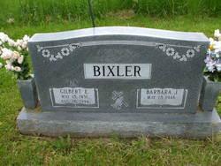 Gilbert Eugene Bixler