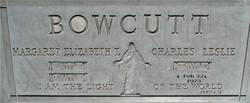 Charles Leslie Bowcutt