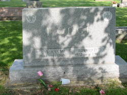 Laverna May <I>Baer</I> Hodge