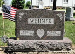 Earl John Wehner