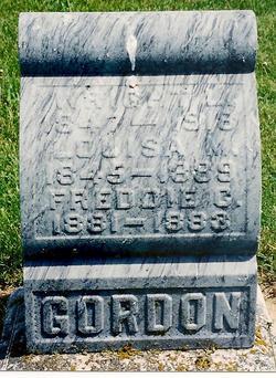 Louisa M. <I>Casper</I> Gordon