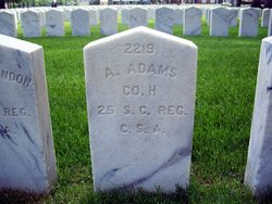 Pvt A. Adams