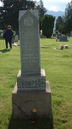 Ann <I>Grayson</I> Thompson