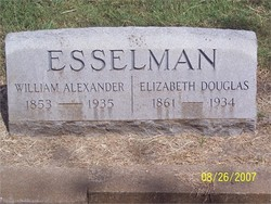 William Alexander Esselman, Jr