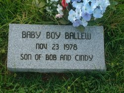 Son of Bob & Cindy Ballew