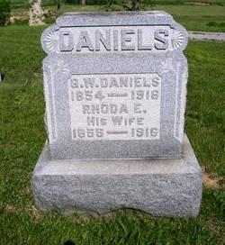 George Washington Daniels