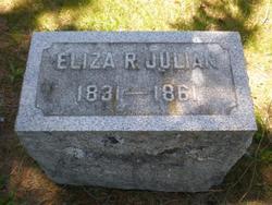 Eliza R. Julian