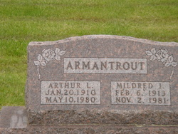 Mildred Irene <I>Zook</I> Armantrout
