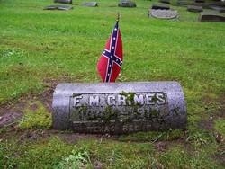 Pvt Elias Monroe Grimes