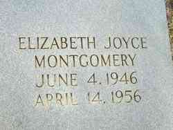 "Elizabeth Joyce ""Betty"" Montgomery"