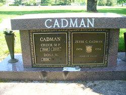 Jesse C Cadman