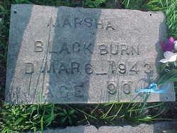 "Marsha Ohnes ""Little Granny"" <I>Glenn</I> Blackburn"