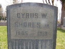 Cyrus W Shores, Jr