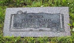 Emilie Adams