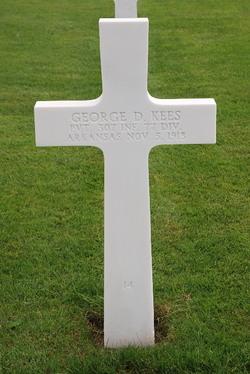 PVT George D. Kees