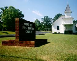 Ohatchee First Baptist Church Cemetery