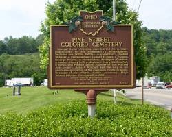Pine Street Colored Cemetery