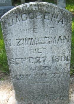 Jacobena Zimmerman
