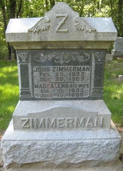 Rev John Zimmerman