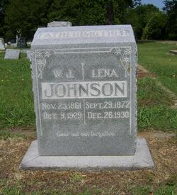 William Jefferson David Johnson