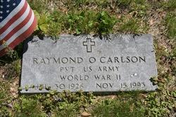 Raymond O Carlson
