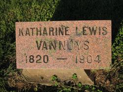 Katharine Lewis <I>Wilson</I> Van Nuys