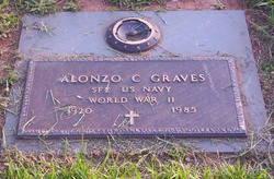 """Alonzo Clinton """"Lonnie"""" Graves"""
