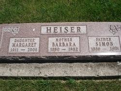 Barbara Ellen <I>Reeser</I> Heiser