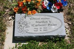 Marilyn V <I>Carlson</I> Pixler