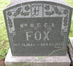 William Nelson Christopher Columbus Akard Fox