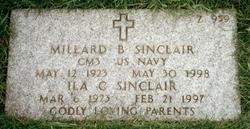 Millard B Sinclair