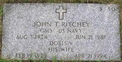 John T. Ritchey