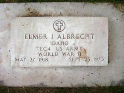 Elmer Isaac Albrecht