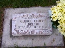 George Elmer Albrecht