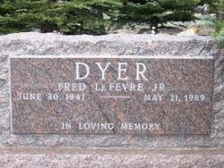 Fred LeFevre Dyer, Jr