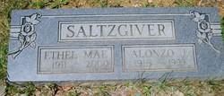 Alonzo J Saltzgiver