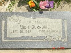 Vida Burrows