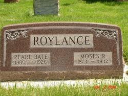 Moses R Roylance