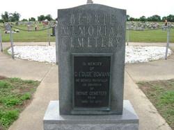 Bernie Memorial Cemetery
