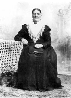 Louisa Edith <I>Rowley</I> Guymon